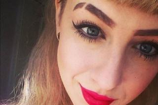 Eyebrow Slits, i tagli sulle sopracciglia sono tornati di moda (FOTO)