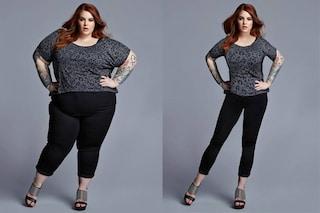 Project Harpoon ritocca i corpi delle donne curvy per renderle più belle (FOTO)