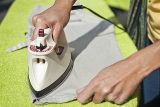 Come stendere il bucato per non stirare
