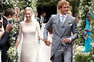 Beatrice Borromeo sposa record: 4 vestiti per 1 matrimonio (VIDEO)