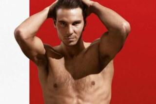 Muscoli in mostra ed intimo sexy per Rafael Nadal, nuovo testimonial Tommy Hilfiger (FOTO)
