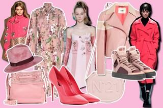 50 sfumature di... rosa: il colore must per l'inverno (FOTO)