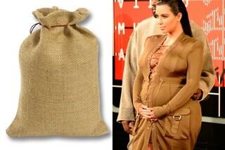 Le 10 cose a cui somiglia il look dei VMA's di Kim Kardashian (FOTO)