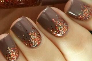 Le unghie della settimana: prova la nail art ispirata all'autunno (FOTO)