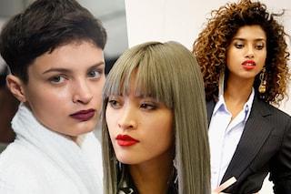 Trecce, ricci e frisè: 7 tendenze capelli dalle passerelle di Londra