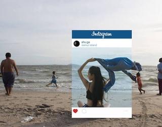 Nessuna vita perfetta: ecco la verità che si nasconde dietro le foto di Instagram