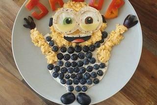 Il bambino non mangia frutta e verdura, la mamma trova la soluzione perfetta (FOTO)
