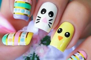 Le unghie della settimana: emoji manicure (FOTO)