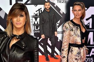MTV EMA 2015: Bianca Balti e Melissa Satta regine del carpet, Mengoni è il più cool (FOTO)