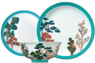 Sambonet acquisisce le porcellane di Limoges Raynaud e l'argenteria Ercuis