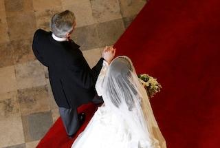 """""""Papà mi sposo"""": l'emozione dei papà nel giorno speciale delle figlie (FOTO)"""