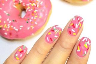 Le unghie della settimana: pop art manicure (FOTO)