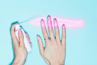 Smalto spray, la rivoluzione per la tua manicure (VIDEO)
