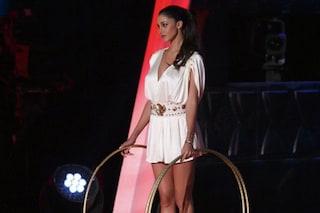"Belén Rodriguez come una dea sul palco di ""Tu si que vales"" (FOTO)"
