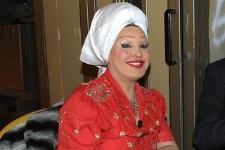 Moira Orfei, la regina del circo dal look unico ed esuberante (FOTO)