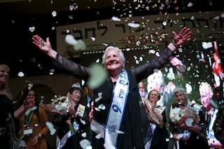 Sopravvissute all'Olocausto sfilano per un concorso di bellezza in Israele (FOTO)