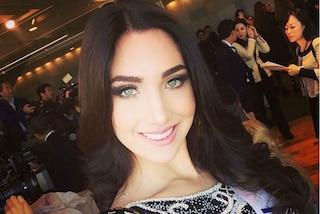 """Edymar, la miss venezuelana che ha vinto le """"Olimpiadi della bellezza"""""""