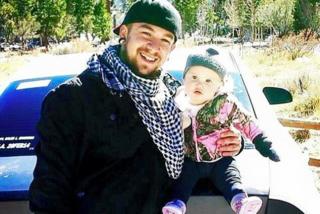 """""""Voglio dare a mia figlia una vita meravigliosa"""": il papà single commuove il web"""