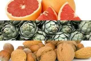 Frutta e verdura di stagione: ecco cosa mangiare a Dicembre (FOTO)
