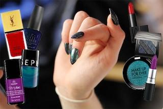Trucco per Capodanno: come abbinare il make up allo smalto (FOTO)