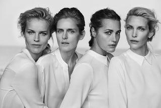 Modelle over 40 diventano testimonial Armani: la loro bellezza è senza tempo