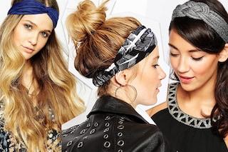 Il ritorno della fascia per capelli, l'accessorio più trendy del 2016 (VIDEO)