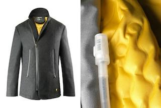 Arriva Uno61, la prima giacca hi-tech che si adatta alle variazioni del clima