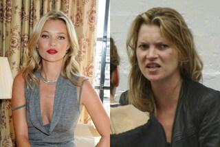 """Kate Moss è la più trasgressiva delle top: non ha paura di mostrarsi """"brutta"""""""