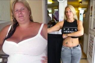 Perde 63 chili e il marito diventa geloso di lei, oggi è fidanzata con un toyboy (FOTO)