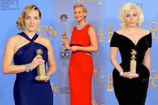 I look delle star ai Golden Globe 2016: promossi e bocciati sul red carpet (FOTO)