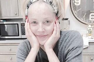 Sharon Stone senza trucco sui social: a 57 anni è più raggiante che mai
