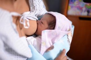 L'allattamento al seno può salvare 800mila vite ogni anno: ecco perché
