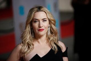 Kate Winslet bellissima e sensuale incanta il pubblico ai Bafta (FOTO)