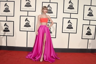 Tutti i look delle star sul red carpet dei Grammy Awards 2016
