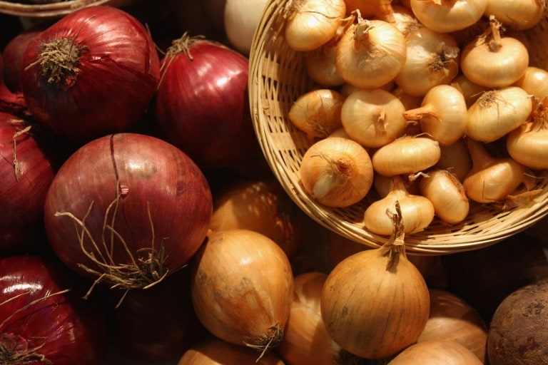 Succo di cipolla: il rimedio naturale contro la caduta dei ...