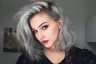 Granny hair, tutte le sfumature di grigio per i tuoi capelli (FOTO)