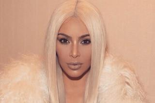Nuovo colpo di testa per Kim Kardashian: è tornata bionda (FOTO)