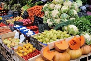 Frutta e verdura di stagione: la spesa di febbraio