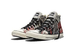 Le nuove Converse dedicate ai Sex Pistols