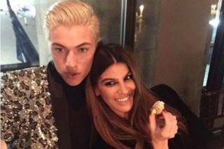 Da Anna Wintour a Lucky Blue Smith: tutti insieme a cena per celebrare Instagram