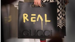 Gucci collezione Autunno/Inverno 2016-17: il caos è l'arte di Alessandro Michele