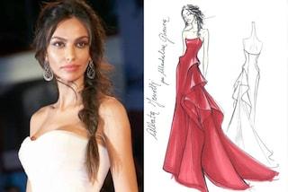 Sanremo 2016: Madalina indosserà un abito rosso di Alberta Ferretti nella prima serata