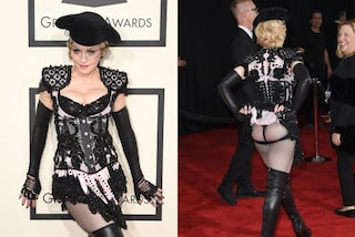 "11 look ""folli"" delle star sul red carpet dei Grammy Awards"