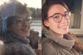 """""""Siamo identiche"""": la foto di mamma e figlia fa impazzire il web"""