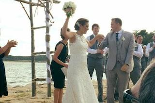 Il matrimonio si trasforma in tragedia: il problema intestinale l'ha quasi uccisa