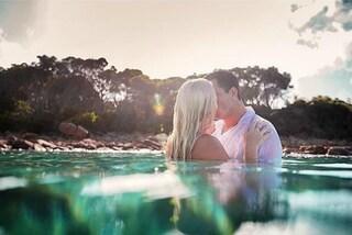 """Foto di matrimonio """"subacquee"""": le cerimonie al mare sono la nuova tendenza che spopola"""