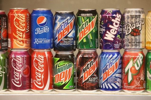 quanto peso si può perdere smettere di bere soda