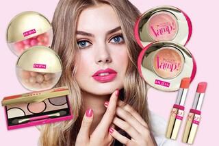 Pupa Dot Shock, il make up della primavera 2016 è rosa e arancione (FOTO)
