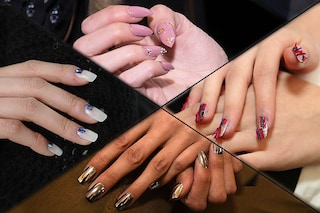 Manicure da passerella: copia le nail art dalle Fashion Week (FOTO)