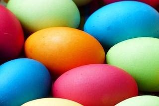 Uova sode colorate: i lavoretti per la tavola di Pasqua